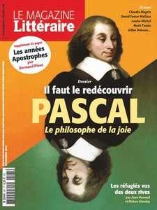 Le Magazine Littéraire 561 - Novembre 2015