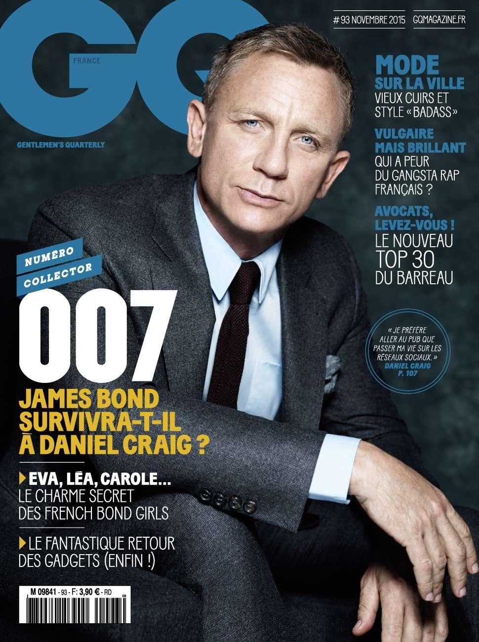 GQ 93 - Novembre 2015