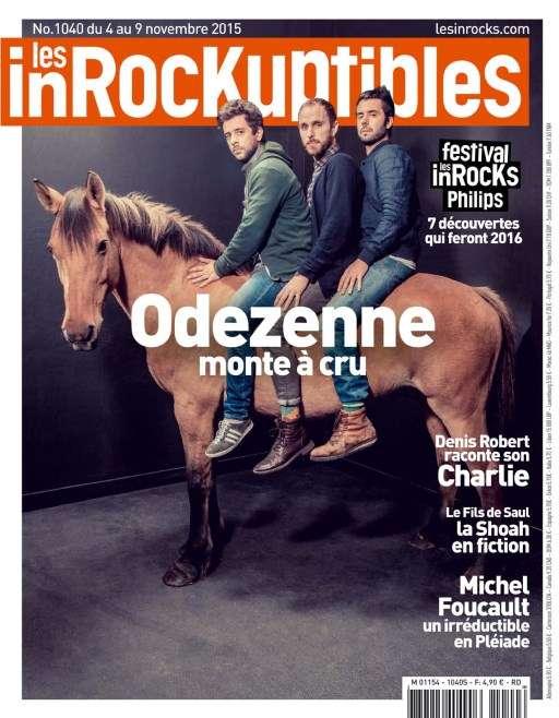 Les Inrockuptibles 1040 - 4 au 9 Novembre 2015