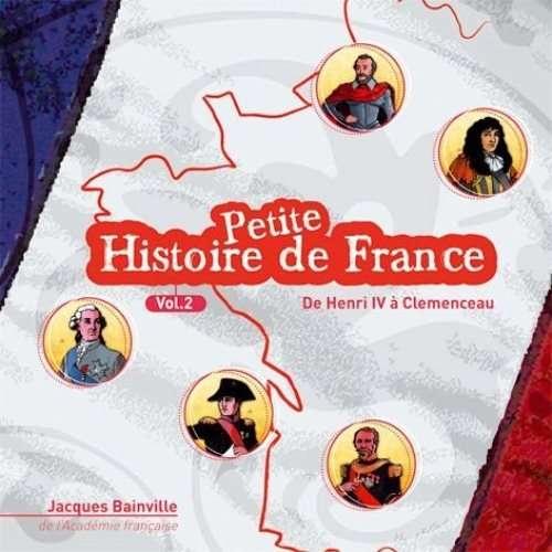 [EBOOKS AUDIO] Petite histoire de France Volume 2 mp3 [192 Kbps]