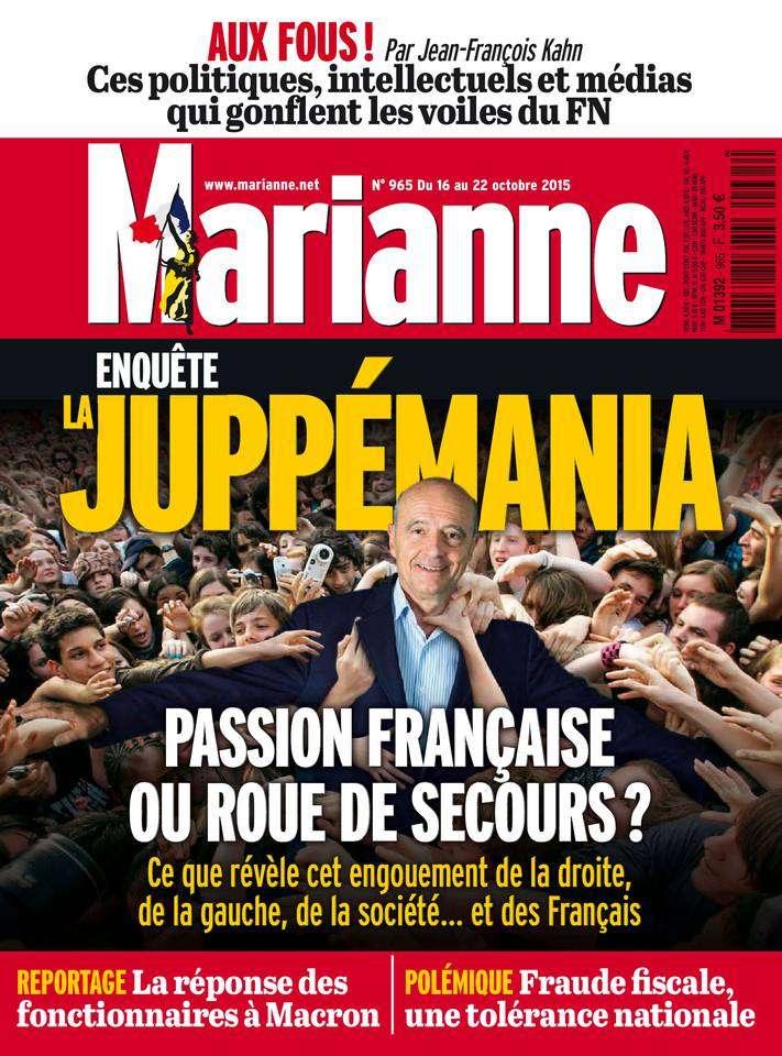Marianne - 16 au 22 Octobre 2015