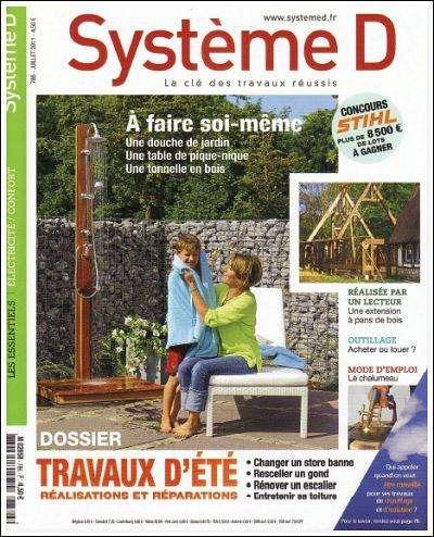 Système D 786 + Schémas - Juillet 2011