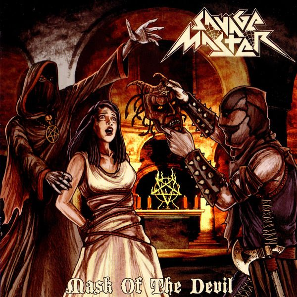 Savage Master - Mask Of The Devil (2014)