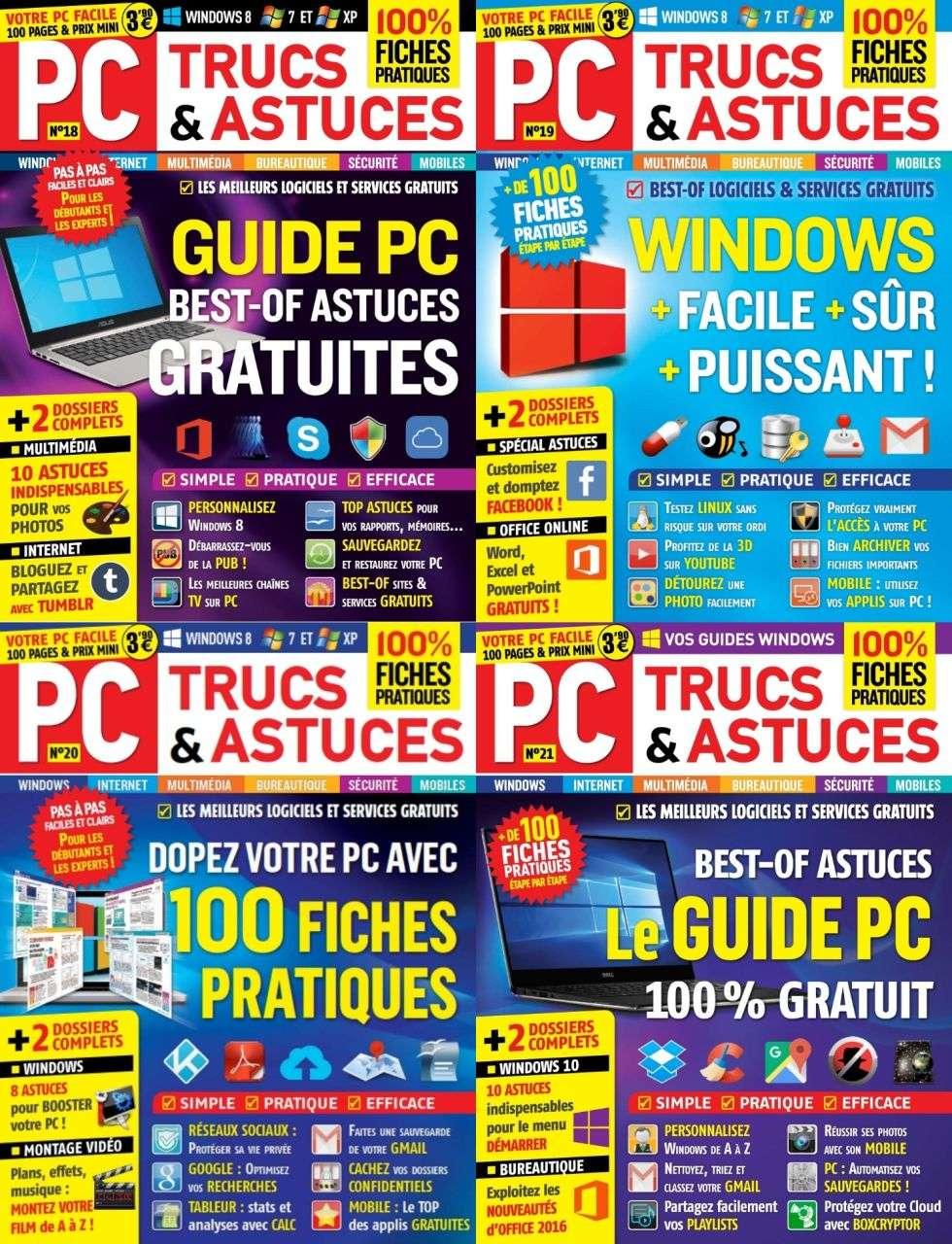 PC Trucs & Astuces - Collection Annuelle 2015