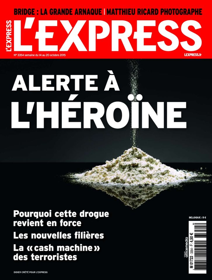 L'Express 3354 - 14 au 20 Octobre 2015