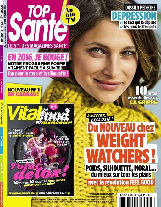 Top Santé 305 - Février 2016