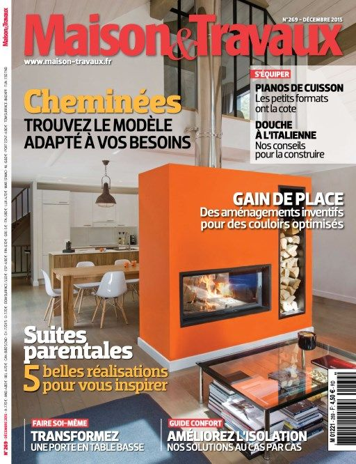 Maison & Travaux 269 - Décembre 2015