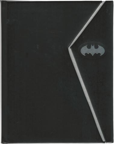The Batman Files, Manning, Matthew
