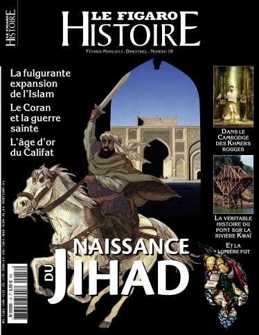 Le Figaro Histoire - Février/Mars 2015