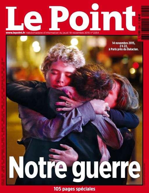 Le Point 2254 - 19 Novembre 2015