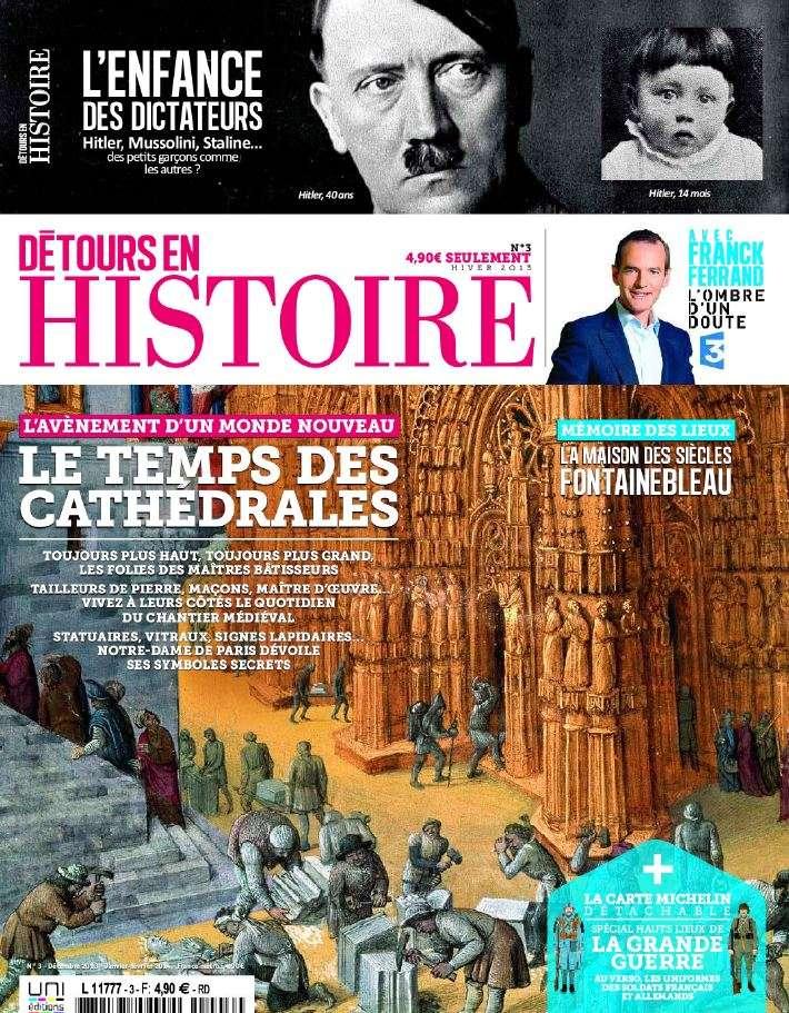 Détours en Histoire 3 - Hiver 2013-2014