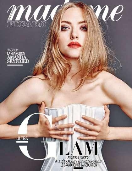 Madame Figaro - 18 Décembre 2015