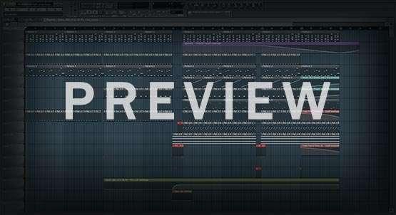 FL Studio Project Screenshot