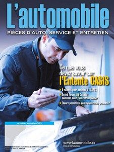 L'automobile - Octobre/Novembre 2015
