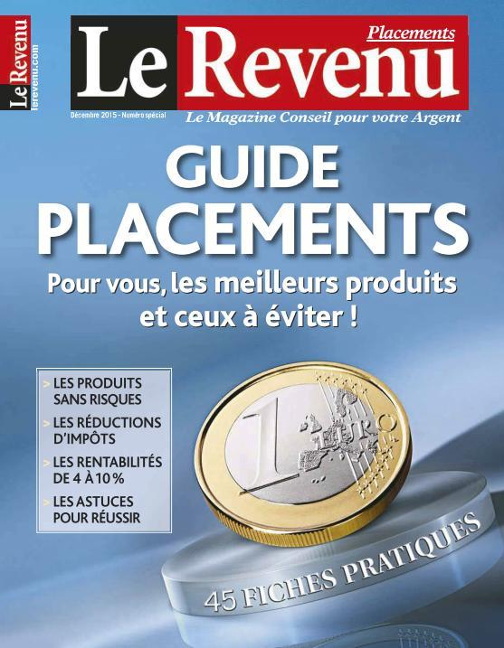 Le Revenu Placements - Décembre 2015