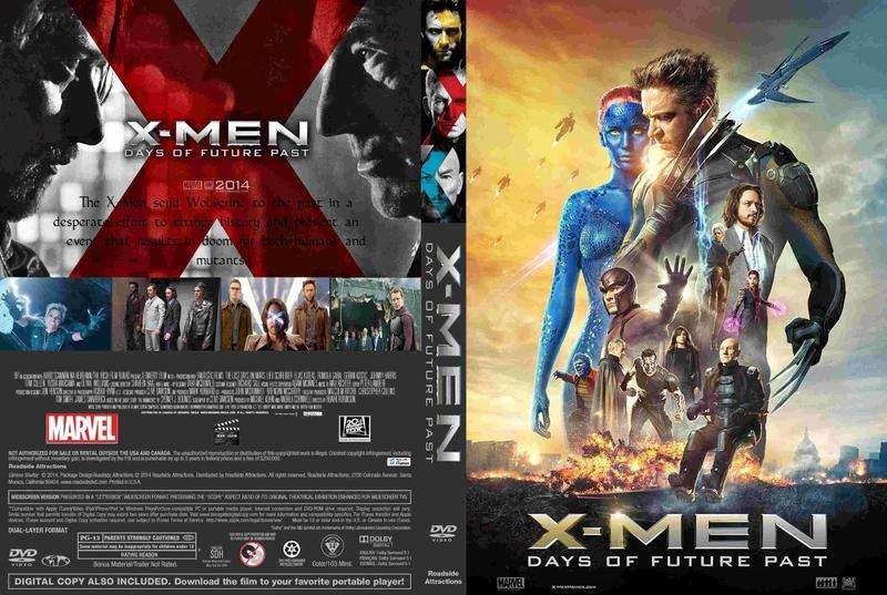 X-Men: Days of Future Past Torrent - UltraHD 4k