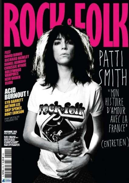 Rock & Folk – Novembre 2015