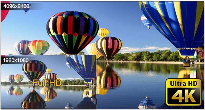 4K 2160p 60fps Ultra HD Belgesel 20 video