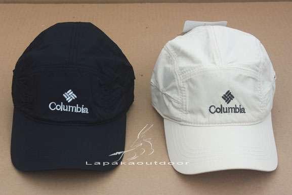 peralatan camping topi columbia