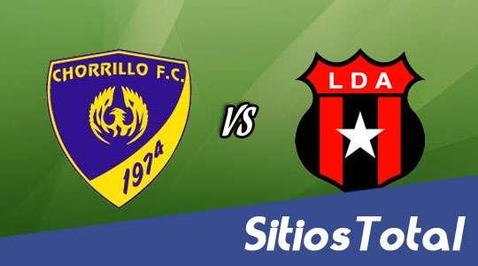 Chorrillo FC vs Alajuelense en Vivo - Concachampions 2014-2015