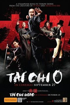 Tai Chi Zero - 2012 Türkçe Dublaj BRRip indir
