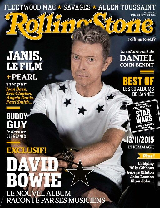 Rolling Stone 81 - Janvier-Février 2016
