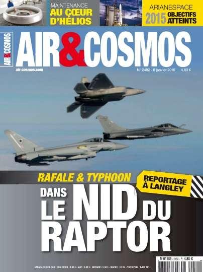 Air & Cosmos - 8 au 14 Janvier 2016