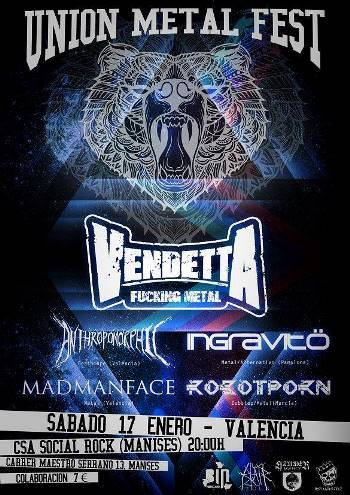 Union Metal Fest - Valencia