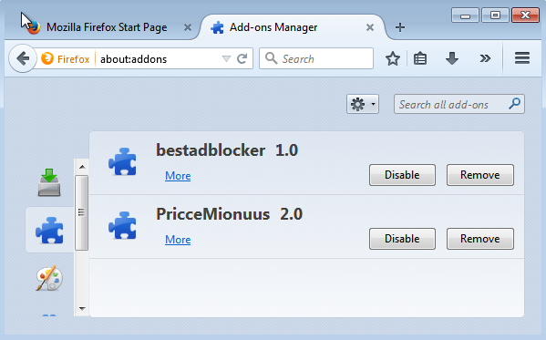 Remove Bestadblocker 1.0