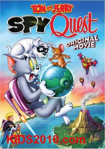 Tom and Jerry: Spy Quest / ტომი და ჯერი: დაზვერვის საქმე  (ქართულად)
