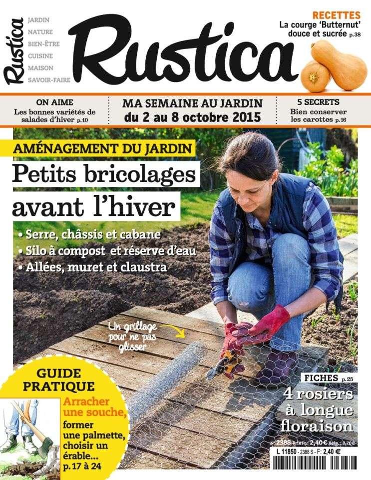 Rustica 2388 - 2 au 8 Octobre 2015