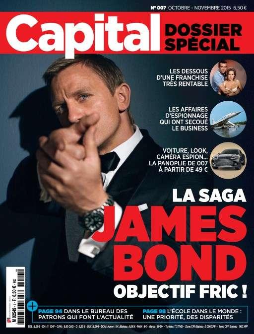 Capital Hors-Série 36 - Octobre-Novembre 2015