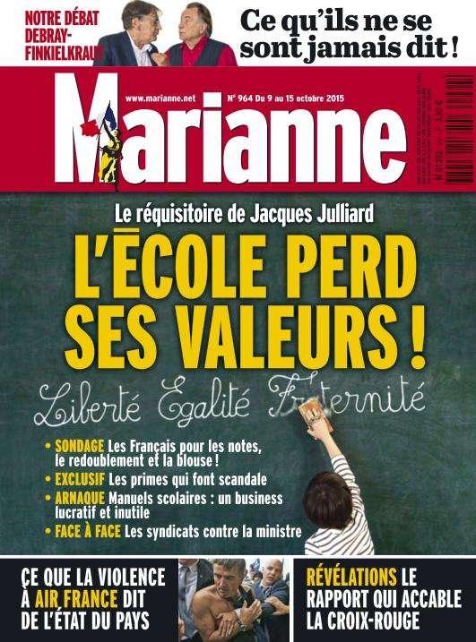Marianne - 9 au 15 Octobre 2015