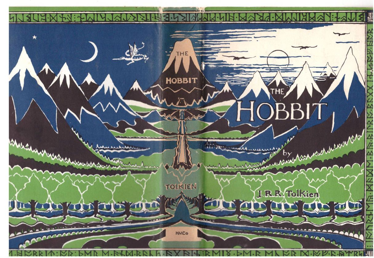 The Hobbit or There and Back Again, J. R. R. Tolkien