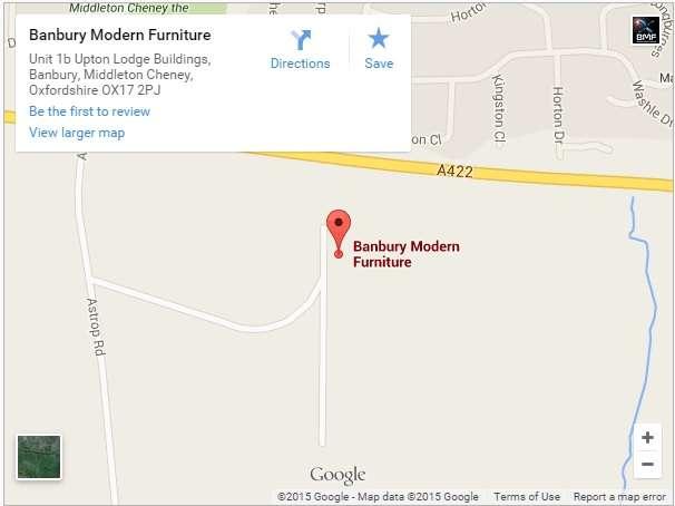 MAP LOCATION BMF LTD.
