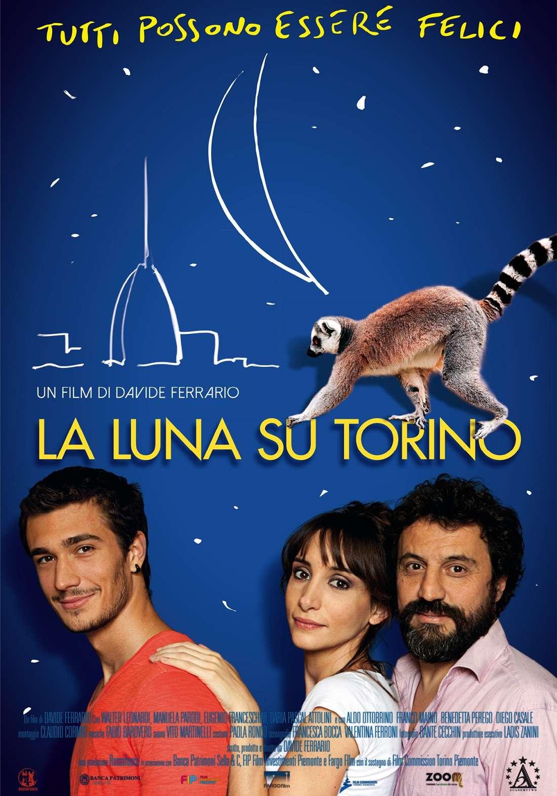 La luna su Torino (2013) DVD 9 COPIA 1:1 ITA DDN
