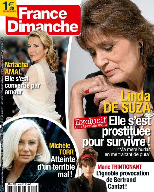 France Dimanche 3605 - 2 au 8 Octobre 2015