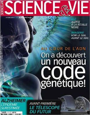 Science et Vie 1117 - On a découvert un nouveau code génétique