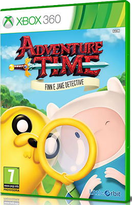 [XBOX360] Adventure Time: Finn and Jake Investigations (2015) - SUB ITA