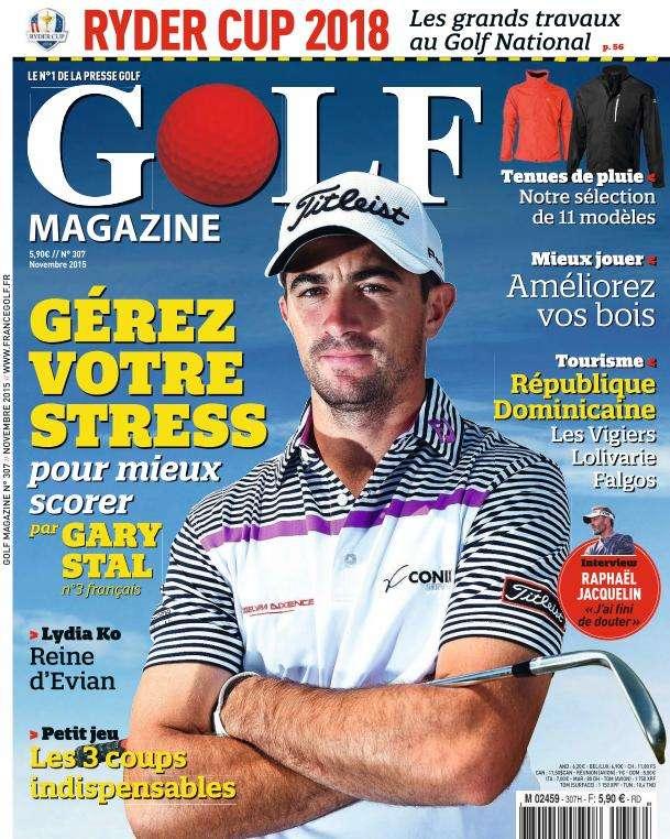 Golf Magazine 307- Novembre 2015