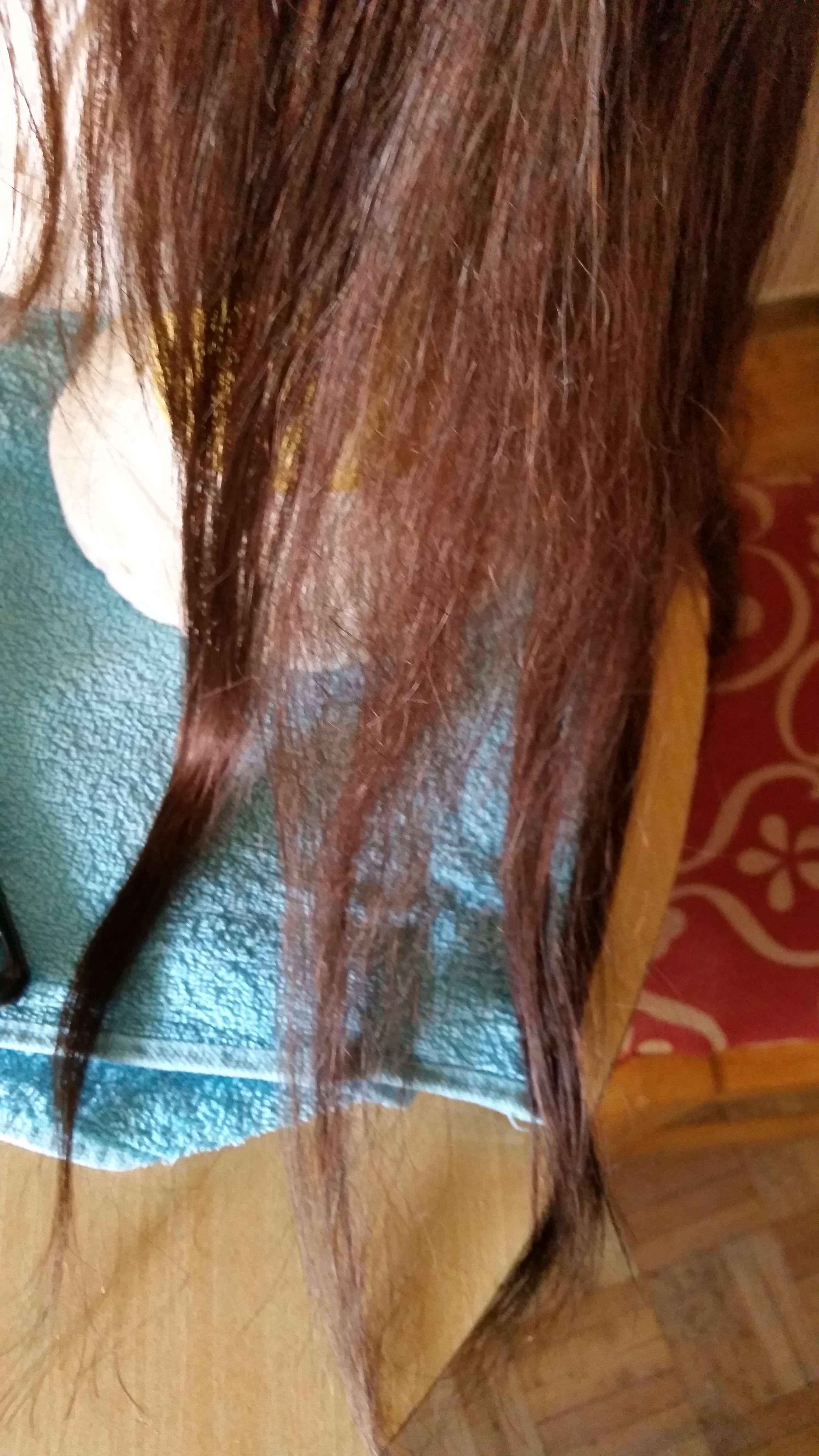 extraño a pelo