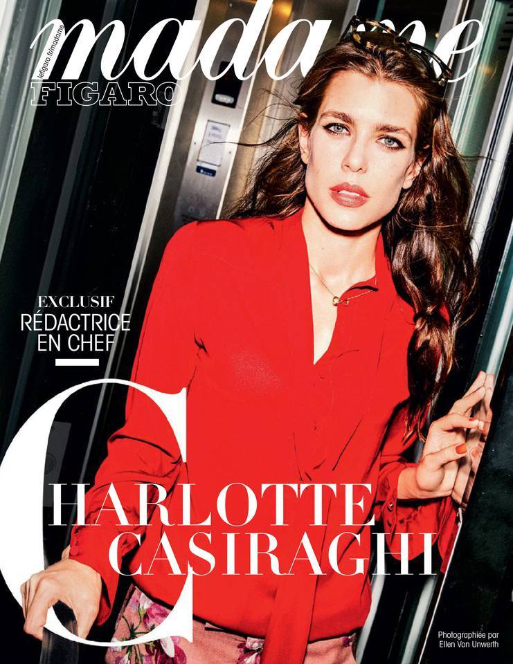 Madame Figaro - 9 Octobre 2015