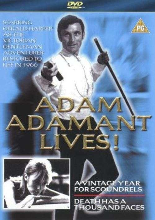 Adam Adamant Lives S01