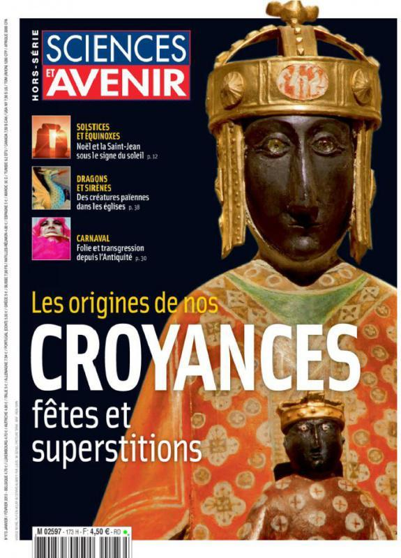 Sciences et Avenir Hors-Série 173 - Janvier-Février 2013
