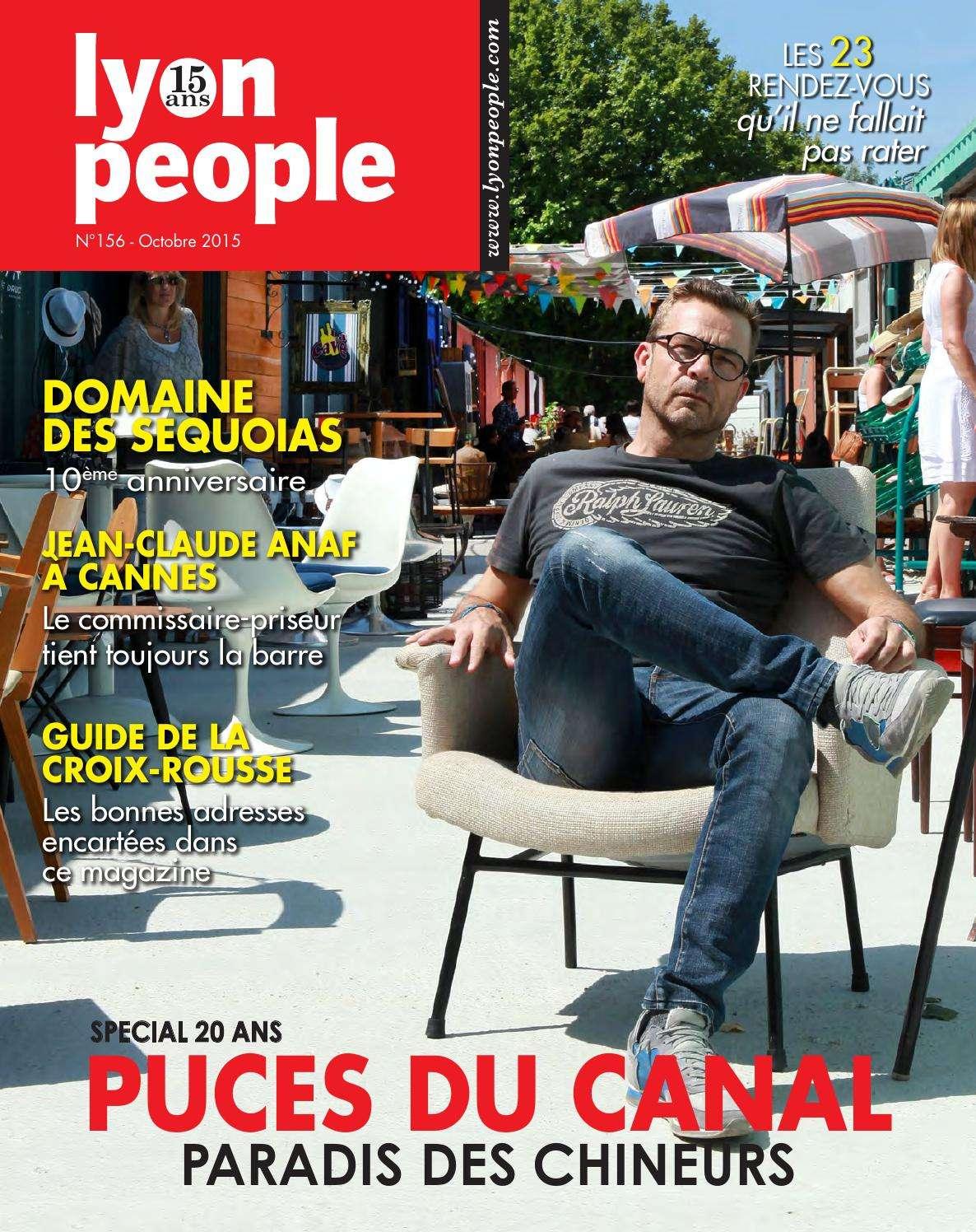 Lyon People 156 - Octobre 2015