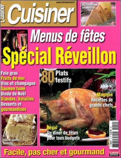 Cuisiner 12 - Nov-Decembre 2012-Janvier 2013