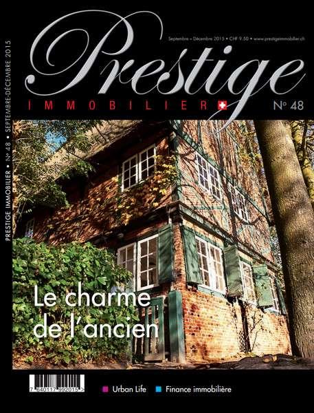 Prestige Immobilier - Septembre/Décembre 2015