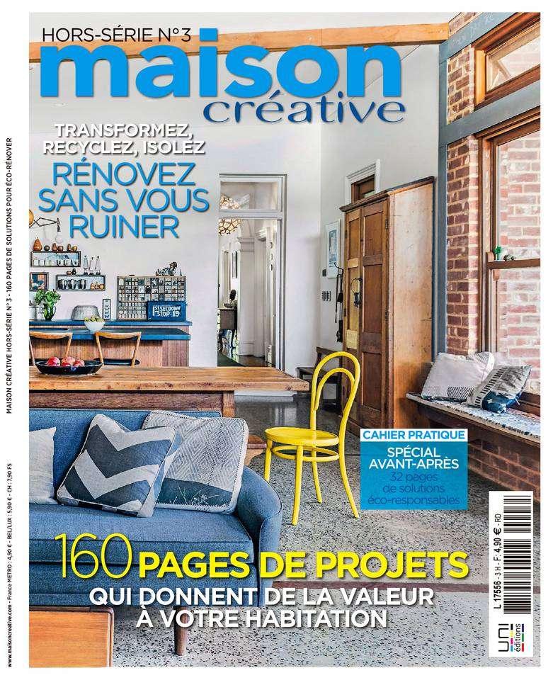 Maison Créative Hors-Série 3 — 2015