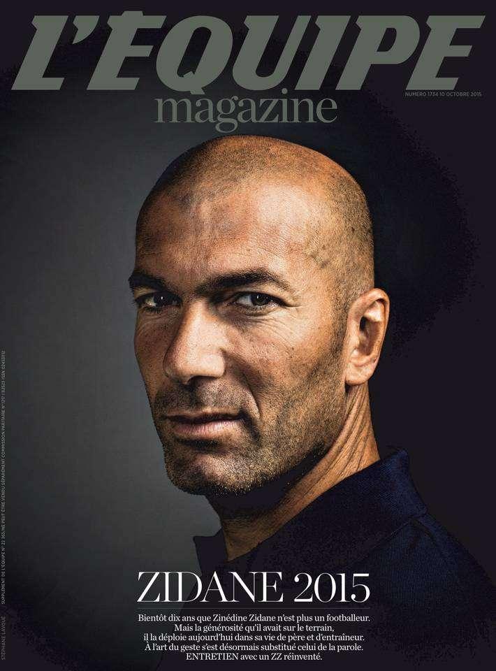 L'Équipe Magazine - 10 Octobre 2015