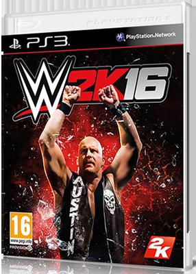 [PS3] WWE 2K16 (2015) - SUB ITA